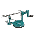 Avanti Apple Peeler, Corer & Slicer Blue