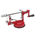 Avanti Apple Peeler, Corer & Slicer Red