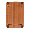 Microban Bamboo Cutting Board 22x15cm