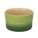 Chasseur La Cuisson Ramekins Set of 2 Apple