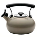 Circulon Whistling Kettle 1.8L Silver