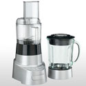 Cuisinart Blender & Food Processor Combo 1.4L Die Cast Metal