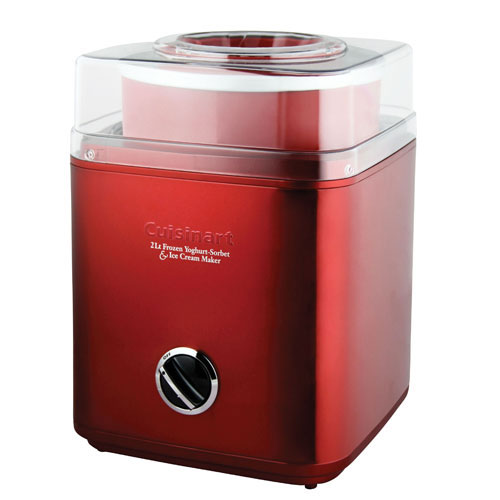 Cuisinart Ice Cream Yoghurt & Sorbet Maker