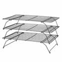 Essentials Stackable 3 Tier Cooling Rack