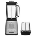 Magimix Le Blender 1.8L Matt Chrome with Mini Bowl