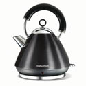 Morphy Richards Accents Kettle Traditional Pearl Black