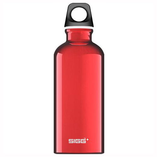 Sigg Traveller Bottle 400ml Red