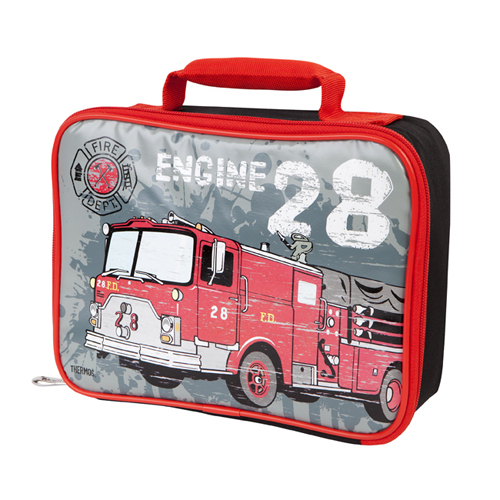 Thermos Funtainer Lunch Case Firetruck