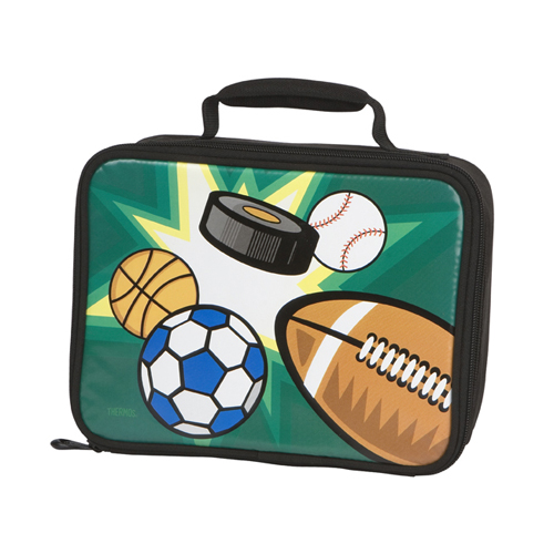 Thermos Funtainer Lunch Case Multi Sports