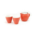 Zero Japan Carrot 450ml Teapot Set