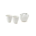 Zero Japan White 450ml Teapot Set